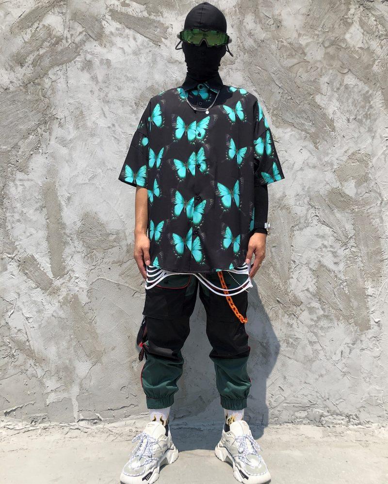 バタフライスウォームシャツの画像2